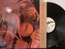 Heretic – Breaking Point LP 1988  Metal Blade Records – 7 72272-1 NM/NM RARE