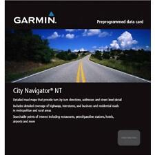 Garmin Map Middle East and North Africa City Navigator NT (microSD/SD card)