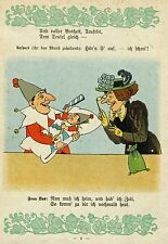 LOTHAR MEGGENDORFER KASPERLTHEATER - 1905 - schön ill.!