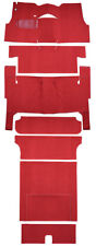 1955 Chevrolet Bel Air Nomad 2DR Wagon Bench Seat Complete 7150 Red Daytona
