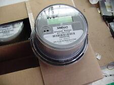Vision Metering SOLAR AC Meter VIVINT f  Kh1.0 Form OS 240v CL200 3W FM2S