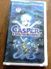 Casper: A Spirited Beginning (VHS, 1997) Hard Shell Case