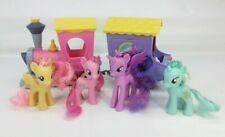 My Little Pony G4 MLP Explore Equestria Friendship Train Twilight Sparkle Lyra