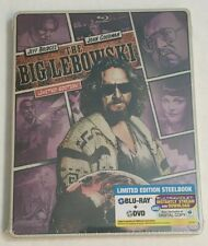 New BluRay & DVD! The Big Lebowski steelbook (2013) Coen Brothers & Jeff Bridges