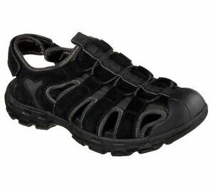 Skechers Garver-Selmo Mens Casual Memory Foam Fisherman Sandals