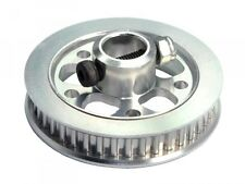 Microheli Blade 300 CFX Silver CNC Aluminum Main Tail Drive Pulley MH-3CFX018MP