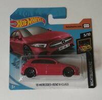 '19 Mercedes-Benz A-Class Hot Wheels 2020 Caja L Nightburnerz 5/10 Mattel