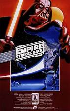 """Star Wars The Empire Strikes Back Movie Poster [Licensed-New-Usa] 27x40"""" (F)"""