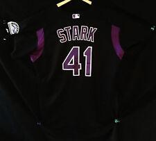 2003 Denny Stark Colorado Rockies Batting Practice Jersey