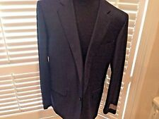 Loro Piana  Daniel cremieux Wool Suit size 46R hand  Made in Italy  $1995