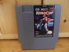 Nintendo NES ROBO-COP  Game Only 1988