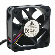 Delta AFB0512LB 5015 12V 0.11A 5cm PWM control mute cooling fan