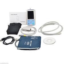 PM50 FDA Portable Vital Sign multi-functional Patient Monitor,NIBP+SPO2+PR,USA