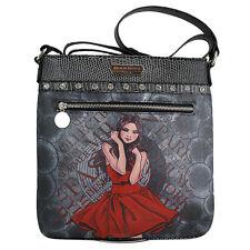 Bora Bora USA Cross Body Summer Print Handbag Purse
