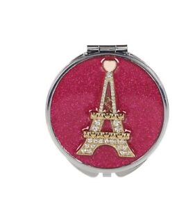 Betsey Johnson 2015 Holliday Collection Compact Mirror Eiffel Tower Betsey 1a