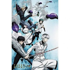 Tokyo Ghoul - Poster (:RE #151)