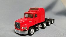 Promotex/Herpa #450030 - Mack 603/613 with lift axle. Red. 1/87th scale.