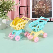 Creative Mini Children Handcart Simulation Small Supermarket Shopping CartL2