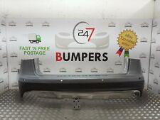 AUDI A6 ALLROAD 2012 - 2015 GENUINE ESTATE AVANT REAR BUMPER P/N: 4G9807417C