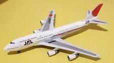 Phoenix Models 1:400 JAL Japan Air Lines 747-400D First Flight Okinawa JA8907