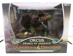 Dungeons & Dragons: Orcus Prince of Undeath Miniature (2010) Wizards New Limited
