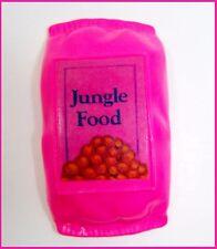 Barbie Dollhouse VETERINARY Diorama PET Accessory Jungle Food PET Food