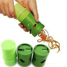 HOT Easy Veggie Spiral Cutter Slicer Peeler Grater Fruit Vegetable Garnish