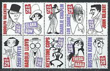"""USA - MNH Block of 10 - 29c Stamps - 'Stars of the Silent Screen""""..........#7226"""