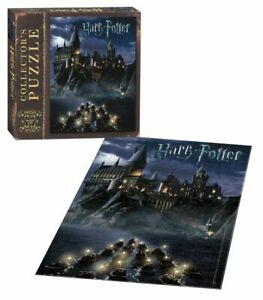 Harry Potter: World of Harry Potter Jigsaw Puzzle - 550 Pieces