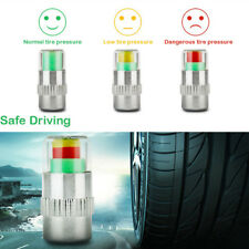 4X 2.0Bar 30PSI Auto Tire Pressure Monitor Valve Stem Caps Sensor Indicator Eye