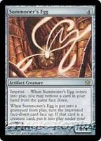 SUMMONER'S EGG Fifth Dawn MTG Artifact Creature — Construct RARE