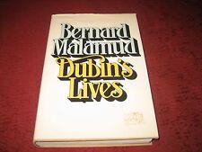 DUBLIN'S LIVES by Bernard Malamud  (hardcover)