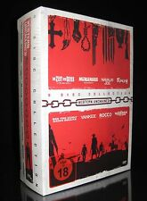 DVD WESTERN UNCHAINED COLLECTION - 8 DISC BOX-SET QUENTIN TARANTINO'S SELECTION