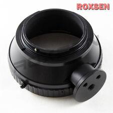Hasselblad C CF V lentille pour Canon EOS EF tripod mount adapter 5D II 7D 60D 600D