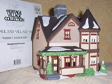 "Dept 56 ""Thomas T. Julian House"" New England Series"