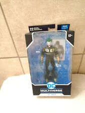dc multiverse the joker action figure sealed