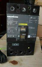 Schneider Sq Square D Kcl34250-1021 250A 480V W/Shunt Trip Circuit Breaker