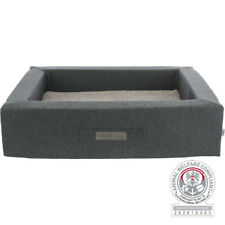 Memory Foam Dog Bed | Bendson Pet Bed | Memory effect | Puppy | Grey | Washable