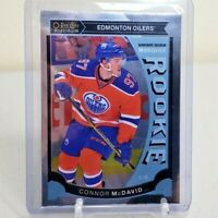 2015-16 O-Pee-Chee Platinum Connor McDavid Rookie M1 RC OPC 15-16 FRESH PULL