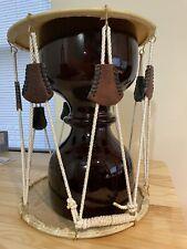 Janggu Korean Traditional Hourglass Drum with Case