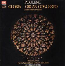 Poulenc: Gloria / Organ Concerto : Georges Pretre