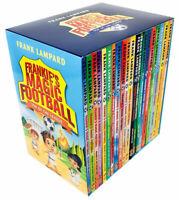 Frankie's Magic Football Top of League 20 Books Box Set by Frank Lampard PB NEW