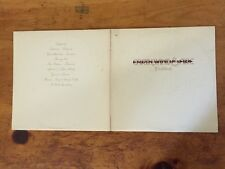 EARTH, WIND & FIRE - Gratitude [Double Vinyl LP,1975] USA Import PG 33694 *EXC