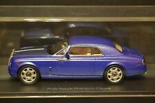 Rolls Royce Phantom Coupe 2012 Kyosho Dealer Edition diecast in scale 1/43
