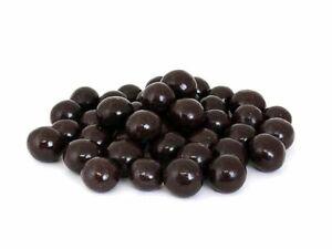 "MALT BALLS ""JUMBO"" DARK CHOCOLATE - FRESH - 1/4LB to 10LBS BULK - FREE SHIPPING"