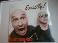 RIGHT SAID FRED Exactly! UK LP 2017 new mint sealed vinyl