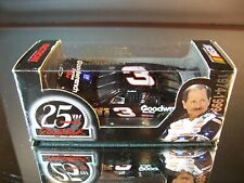 Dale Earnhardt #3 GM Goodwrench 25th Anniversary 1999 Chevrolet Monte Carlo RCCA