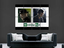 BREAKING BAD POSTER TV SERIES WALL ART PRINT IMAGE GIANT
