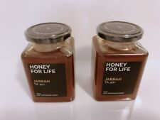 2020 NEW Jarrah HONEY For LIFE Total Active TA40+ 500g Unprocessed Pure - 2 JARS