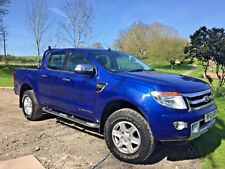 2012 Ford Ranger 2.2 TDCI Limited Double cab 4x4 4DR Auto Pickup